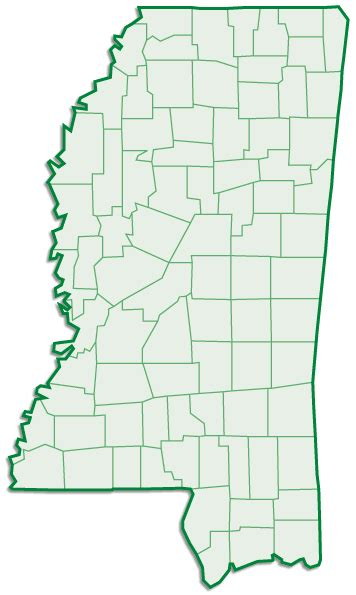 mississippi county map mississippi county map