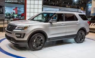 ford suv new car the new ford sports car in suv model 2016 design automobile