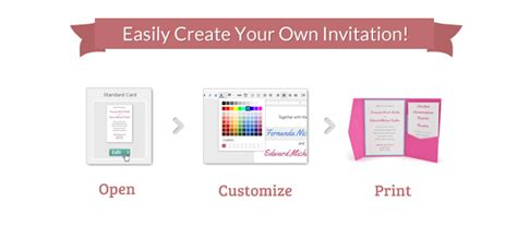 free customizable wedding invitation templates cards and pockets invitation templates document format
