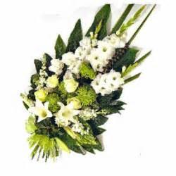 fleurs deuil en ligne bouquet deuil blanc vente et livraison de fleurs bouquet