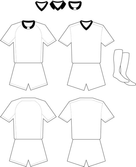 Soccer Jersey Template Joy Studio Design Gallery Best Design Soccer Jersey Template