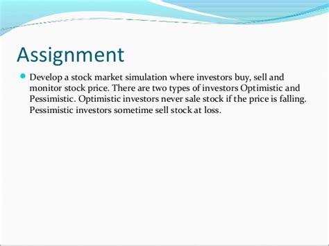 observer pattern stock market observer pattern