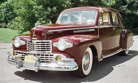 1946 lincoln zephyr image gallery lincoln zephyr 1946