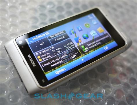 Hp Android Nokia N8 nokia n8 demo slashgear