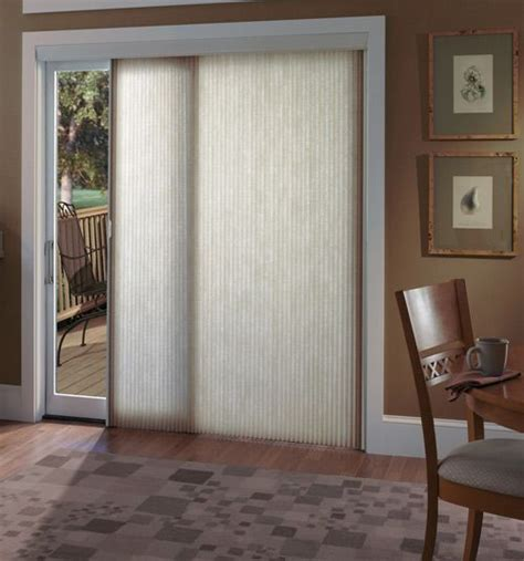Sliding Door Window Treatments Patio Door Blinds Patio Sliding Shades For Patio Doors