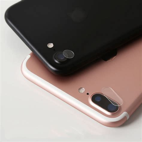New New Cafele Iphone 77 Plus Free Tempered Glass tempered glass back rear lens cover protector for apple iphone 7 7 plus sale