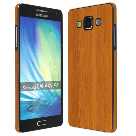 Samsung Galaxy A5 Lite Skinomi Techskin Samsung Galaxy A5 Light Wood Skin Protector