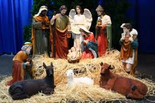large scale nativity sets for indoor and outdoor uses