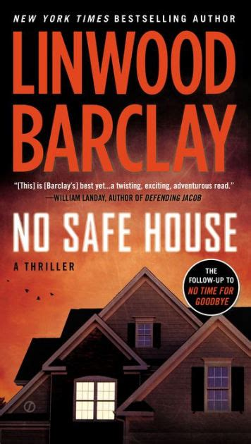 no safe house 140912035x no safe house by linwood barclay paperback barnes noble 174