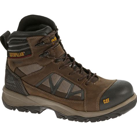 Sepatu Boot Caterpillar Original jual sepatu safety caterpillar compressor ct wp clay