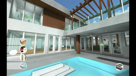 design house unity 3d big house architectural visualization in unity 3d youtube