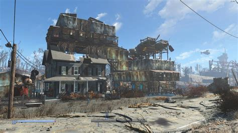 Skyrim Home Decorating by The 10 Coolest Settlements From Fallout 4 Dorkly Post