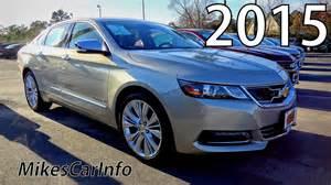 2015 chevrolet impala 2ltz