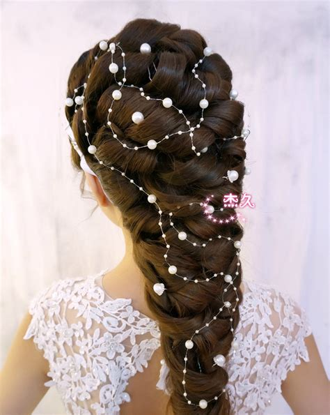 Wedding Hair Accessories Handmade by Aliexpress Buy Handmade Hair Accessory Wedding