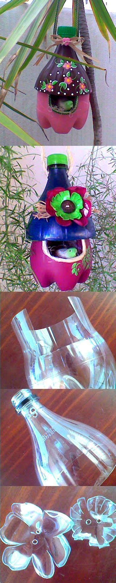 plastic bottle house plans plastic bottle bird house woodworking projects plans