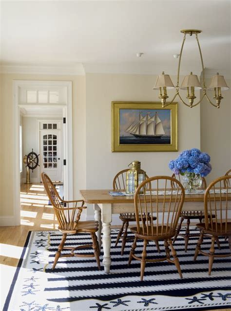 Nautical Dining Room Add Some Summer To Your Space With Nautical D 233 Cor Zing By Quicken Loans Zing By