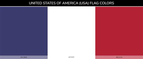 usa flag colors color schemes of all country flags 187 187 schemecolor