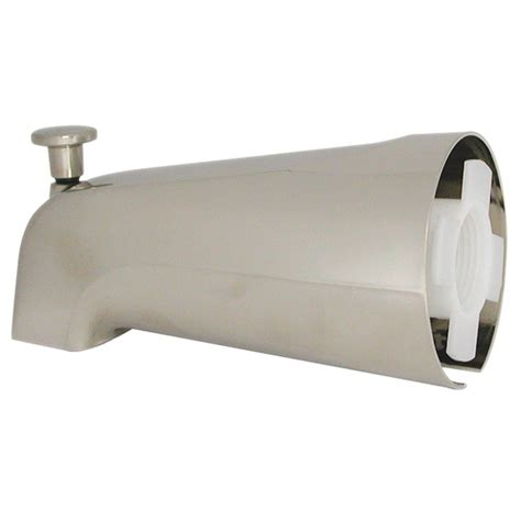 danco tub spout with diverter 89249 the home depot