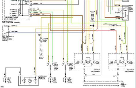 1999 dodge ram 2500 headlight wiring diagram wiring