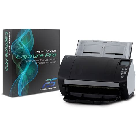 Fujitsu Fi 7160 Scanner fujitsu fi 7160 document scanner deluxe bundle cg01000 286401