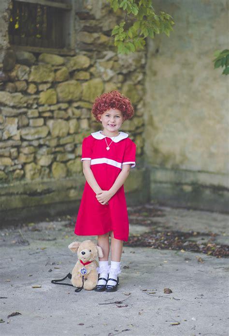 annie  characters costume photo