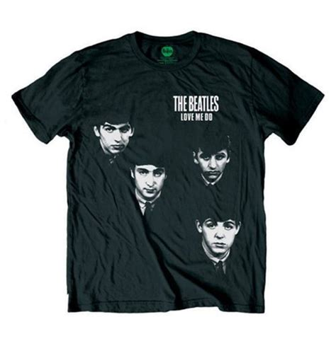T Shirt The Beatles Are Back official beatles t shirt 202267 buy on offer