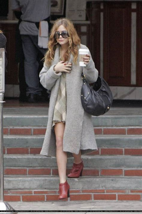 mary kate olsen street style lifestyle of the pregnant and fabulous style inspiration
