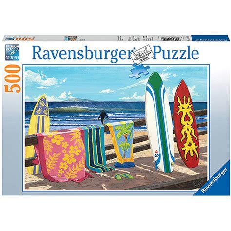 ravensburger hang loose puzzle 500 pieces walmart com