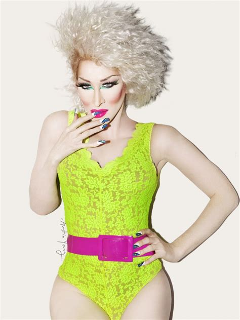 Detox Before And After Drag by Detox Big Top 9 By Joshua J Gloss Magazine