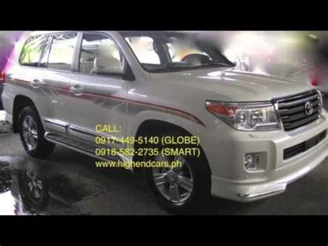 Injection Land Cruiser Vxr 2013 toyota land cruiser gxr sports package philippines
