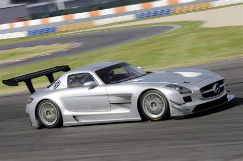 Mercedes Sls Gt3 by Mercedes Sls Amg Gt3 Racing Car Evo