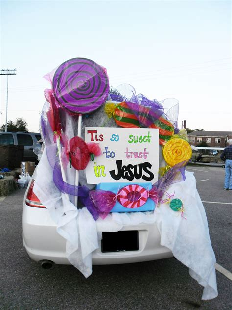 halloween themes for church here are 10 fun ways to decorate your trunk for your