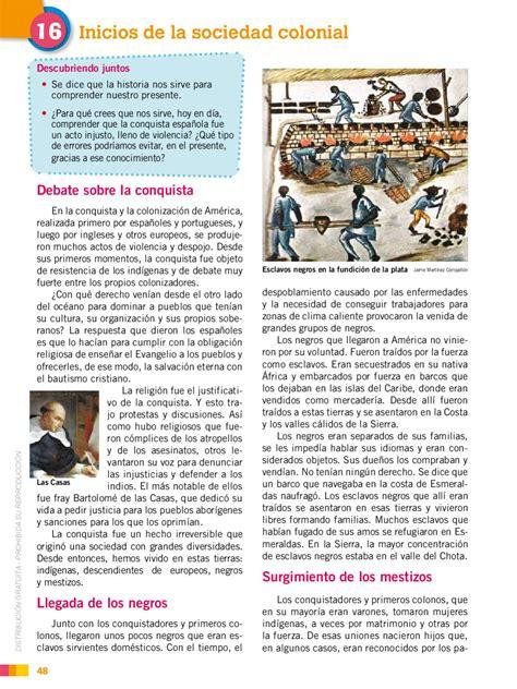 libro acerca de la conquista sociales 6 by quito ecuador issuu