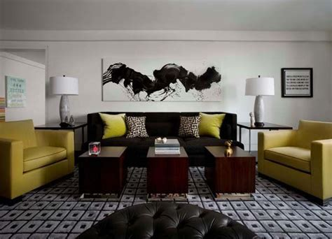 how to decorate a large wall decorate with large artwork