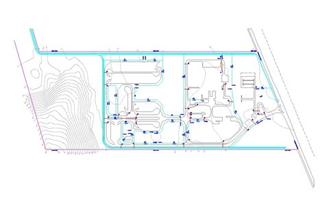 drainage layout my house water drainage systems designs structural steel
