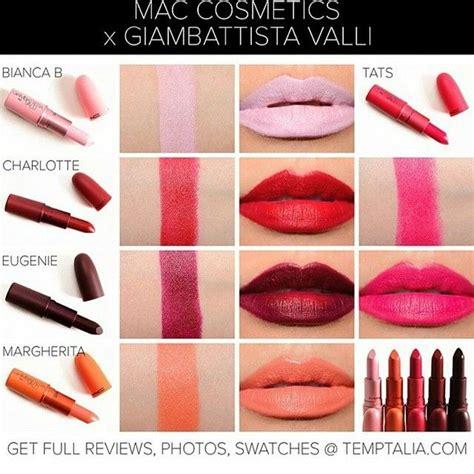 Mac Giambattista mac x giambattista valli lipsticks reviews photos