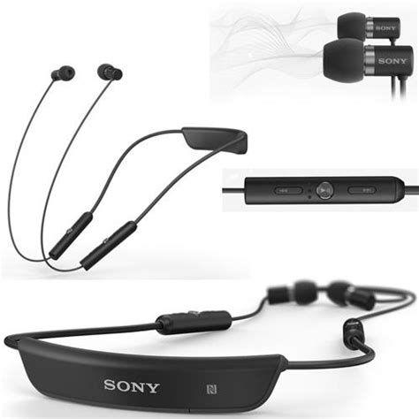 Headset Bluetooth Sony Sbh80 sony sbh80 sbh 80 nfc optimal wearab end 11 1 2015 1 03 pm