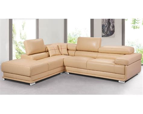 Italian Sectional Sofas by Italian Leather Sectional Sofa Set 33ls81