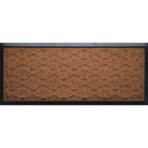 aqua shield brown 15 in x 36 in x 1 2 in