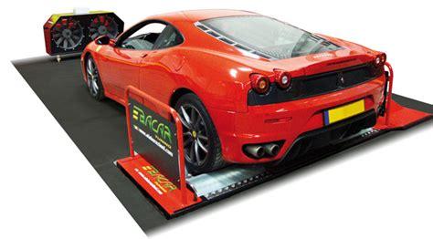 banco prova auto testa il tuo veicolo sul banco prova potenza per un test
