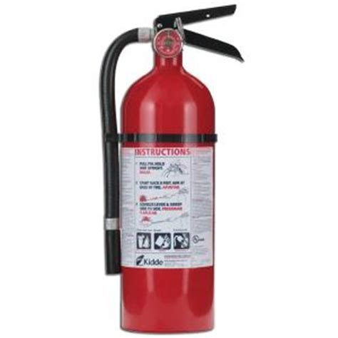 kidde pro 210 2a 10b c extinguisher 21005779 the