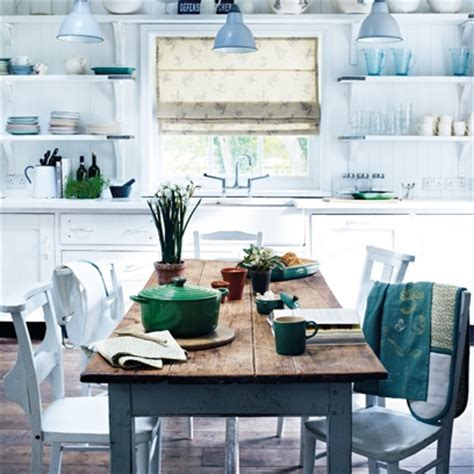 white country kitchen table new rustic kitchens kitchen decorating ideas