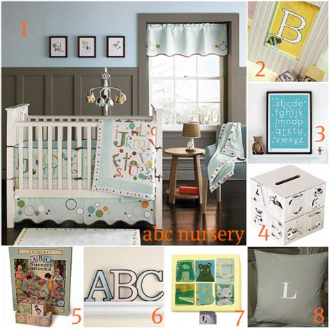 Abc Nursery Decor Get Inspired Best Of Abc