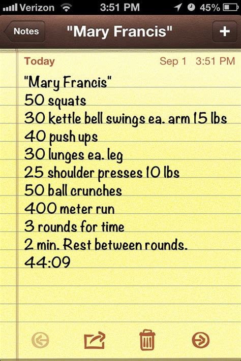 b moved beginner crossfit style workout