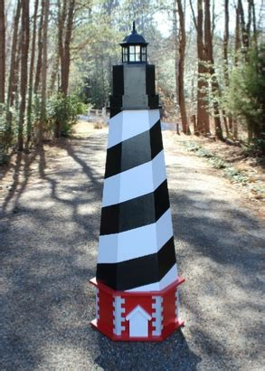 plans   cape hatteras lawn lighthouse diy wood plans