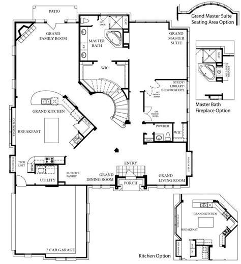 lantana floor plan grand homes print grand lantana 166
