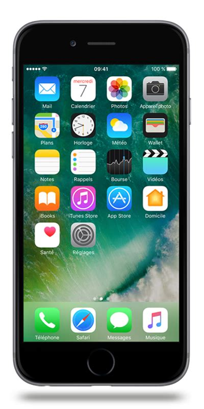 t 233 l 233 phone apple iphone 6 64go gris sid 233 ral avec forfaits sans engagement b you