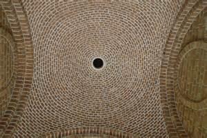 Wood Display Cabinet Brick Dome