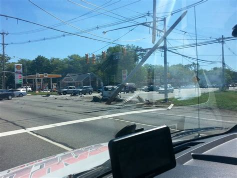 buy house in parsippany nj car crash takes down pole wires on route 46 snarls tuesday traffic parsippany nj