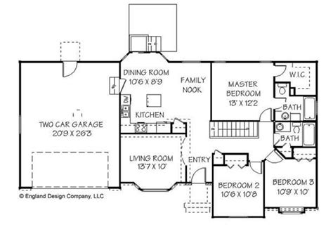 eplans country house plan basic ranch home 1144 square 40 best new house plans images on pinterest home design